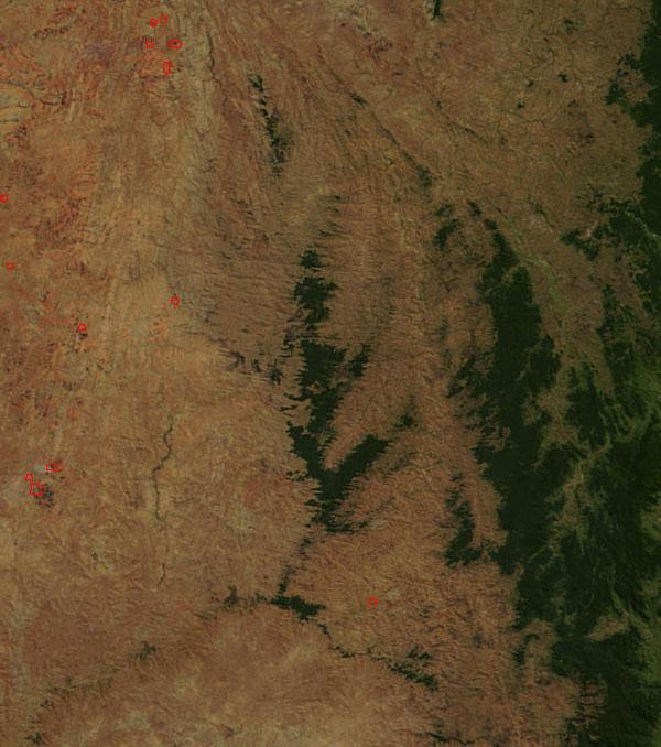 nasa live satellite map of - photo #43