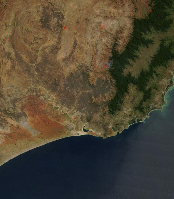 nasa live satellite map of - photo #44