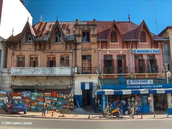 Antananarivo  (Antananarivo)