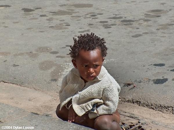 Antananarivo child (Antananarivo child)