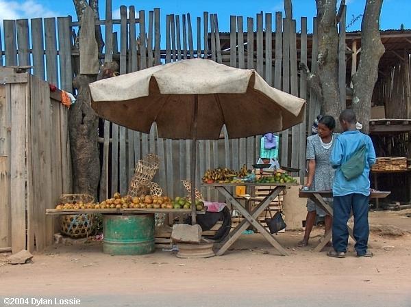 Antananarivo fruit stand (Antananarivo fruit stand)