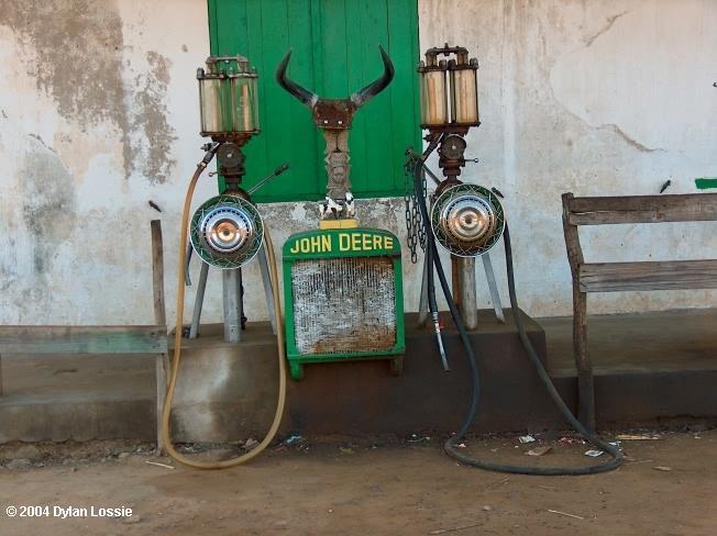 Gas station Ranohira (Gas station Ranohira)