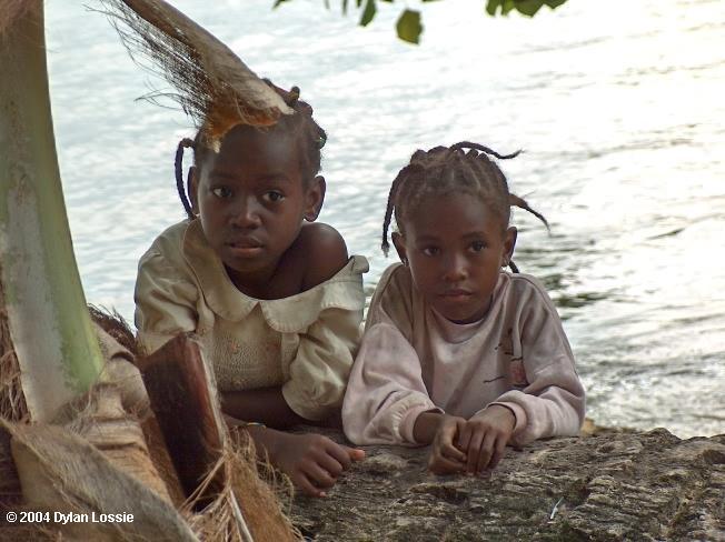 Ile Sainte Marie kids (Ile Sainte Marie kids)