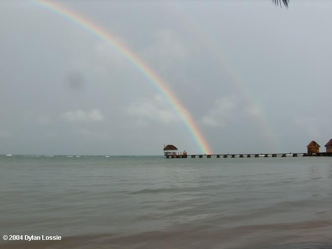 Ile Sainte Marie rainbow (Ile Sainte Marie rainbow)