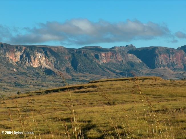 Isalo gorges  (Isalo gorges)