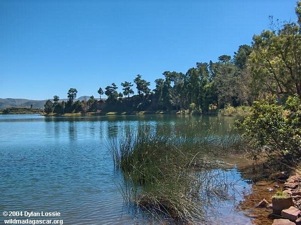 Lake Andriakiba (Ansirabe)