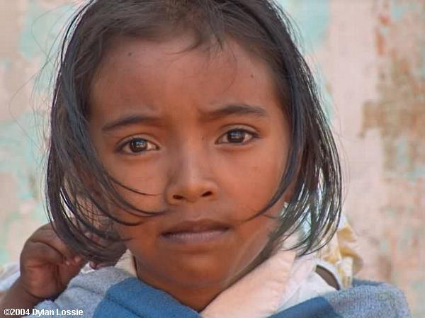 Mandoto child (Mandoto child)