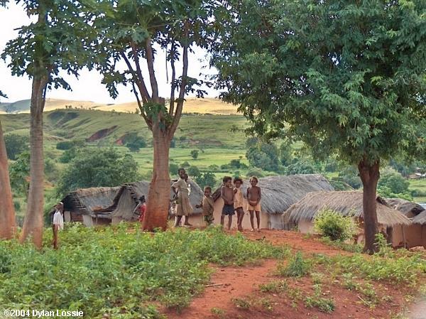 Road to Miandrivazo children (Road to Miandrivazo children)