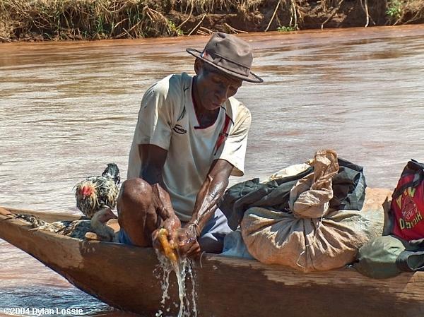 Tsiribihina River man (Tsiribihina River man)
