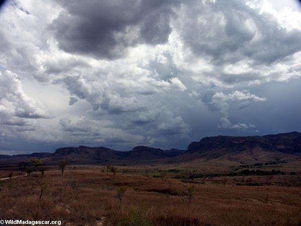 Isalo NP mountains (Isalo)