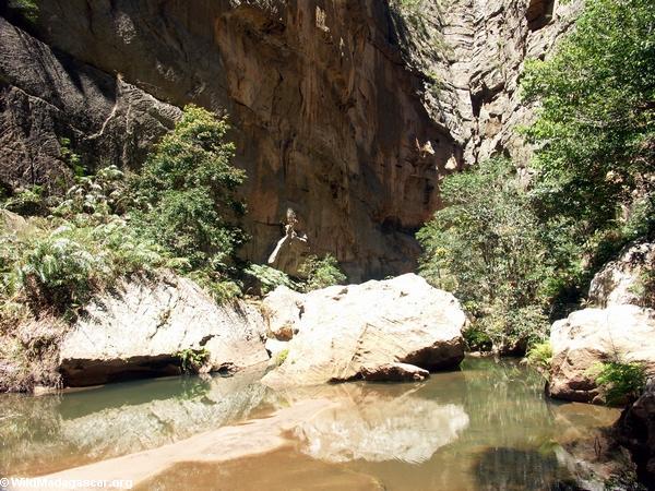 Canyon des rats in Isalo NP (Isalo) [canyon_des_rats_0102]