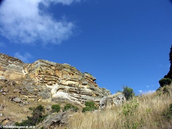 Turtle rock in Isalo (Isalo) [isalo-day1hike_0068]