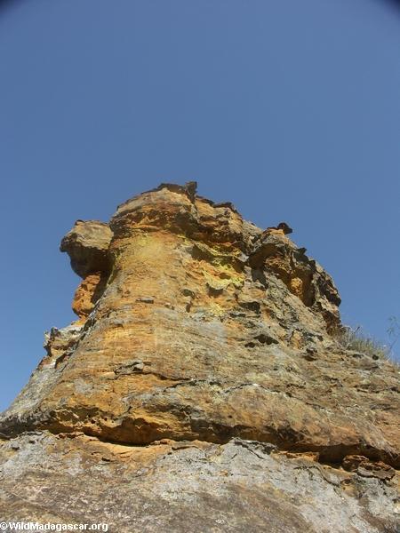 Isalo National Park landscape (Isalo)