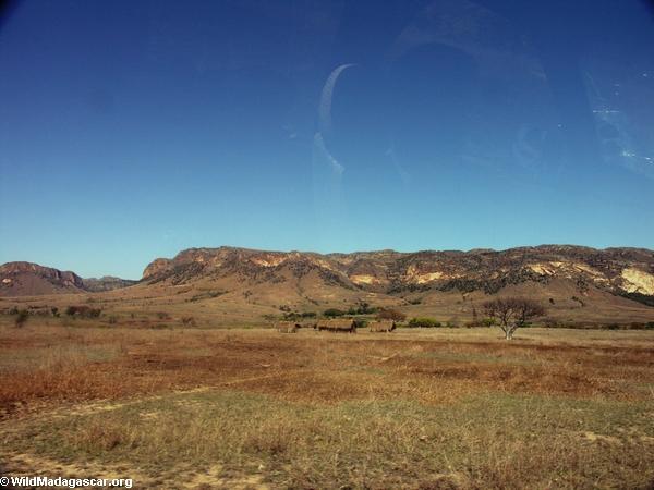 Isalo National Park (Isalo) [isalo_mountains_0056]