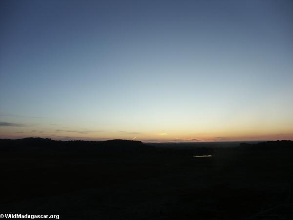 Sunrise over Isalo National Park (Isalo) [isalo_sunrise010]