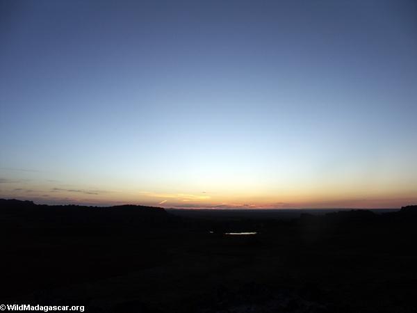 Sunrise over Isalo National Park (Isalo) [isalo_sunrise011]