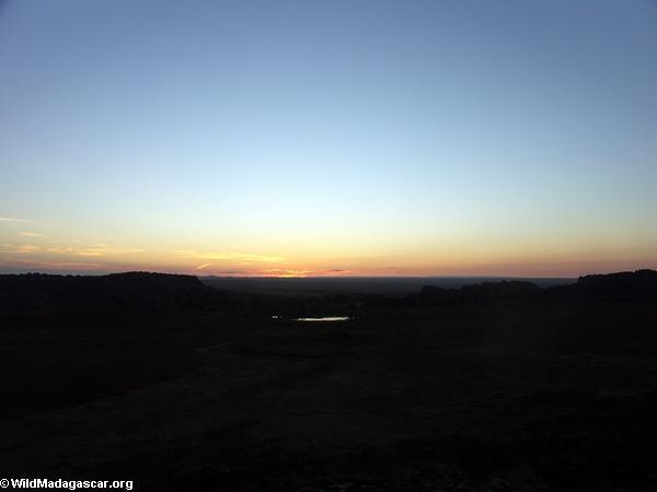 Sunrise over Isalo National Park (Isalo) [isalo_sunrise017]