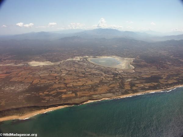 Southern Madagascar coast (Ft. Dauphin)