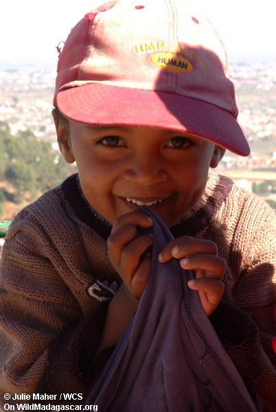 Junge in Tana