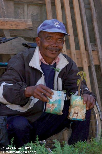 Madagassischer Mann