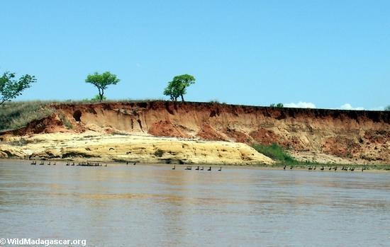 manambolo Fluß