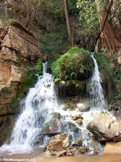 manambolo waterfall (Manambolo)