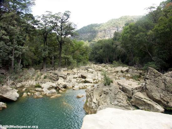 Pools of Oly canyon(Manambolo)