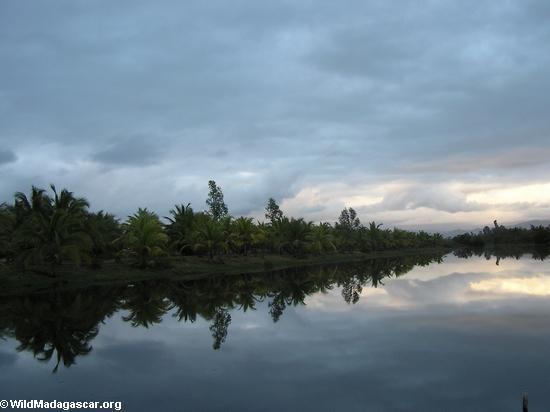 Maroantsetra sunset (Maroantsetra) [sunset_maroantsetra_7]