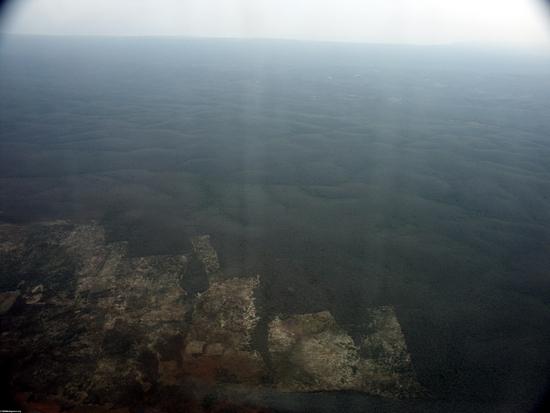 Deforestation near Ifaty (Tulear)