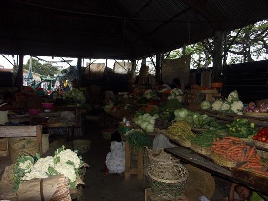 Markt in Tulear