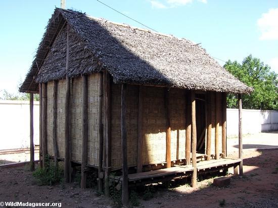 model house (Tana)