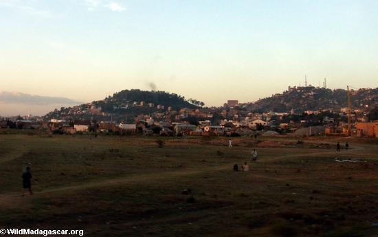 Antananarivo sunset(Tana)