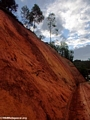 Red earth near Perinet (Andasibe)