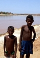 Children in Akavandra village (Ankavandra)