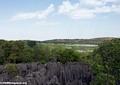 petite tsingy lake (Tsingy de Bemaraha)