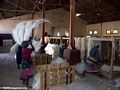 Andranobory sisal workers (Berenty) [sisal0194]