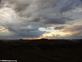 Approaching storm at sunset in Isalo National Park (Isalo) [1018-0077]