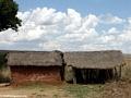 Bara huts near Isalo (Isalo)