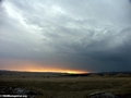 Approaching storm at sunset in Isalo (Isalo) [isalo_sunset1120]