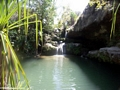 Piscine Naturelle waterfall (Isalo)
