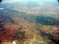 Aerial view of deforestation and erosion in southern Madagascar (Isalo) [tulear_ftdau_flight0157]