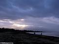 Maroantsetra beach at sunset (Maroantsetra)