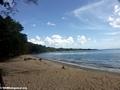Beach near Tampolo marine reserve (Masoala NP)
