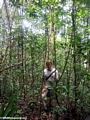 Rhett in Masoala rainforest (Masoala NP)
