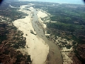 Aerial view of deforestation in western Madagascar (Tulear) [moron_tulear183]