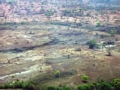 Aerial view of deforestation in western Madagascar (Tulear) [moron_tulear207]