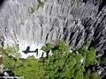 Aerial view of Tsingy de Bemaraha (Tsingy de Bemaraha)
