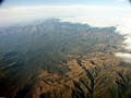 Aerial view of dry forest (Fort Dauphin - Tana Flight) [ftdaph-tana_flight0034]